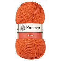 Kartopu Gonca № 1210 рыжий