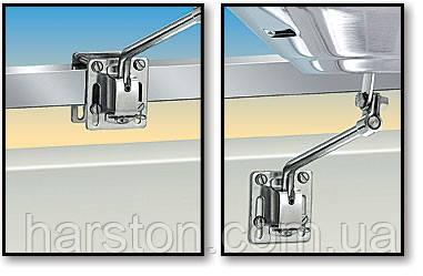 Крепление для гриля на горизонтальную/вертикальную поверхность