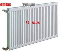Стальной панельный радиатор ( 11-тип 500х600 ) EMTAS ( Турция )