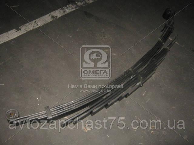 Рессора задняя Газ 33104, Валдай (производитель ГАЗ, Россия)