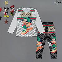 Костюм Minnie Mouse для девочки. 4-5;  5-6;  7-8;  9-10 лет, фото 1