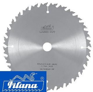 Пильный диск для продольного пиления древесины D = 400 мм (Pilana, Чехия)