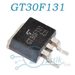 GT30F131, IGBT транзистор, 360V 200A, TO263