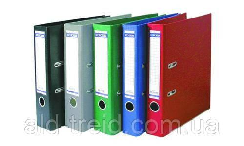Папка регистратор А4 7,5см п/п Economix синяя