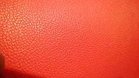 Кожзам красный 14гр №3015, фото 1