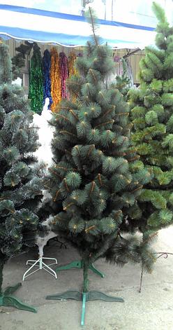 Искусственная сосна европейская темно-зеленая 0,7 м, фото 2