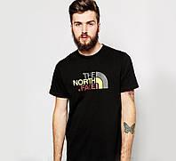 """Футболка с мужская The North Face  """""""" В стиле The North Face """""""""""