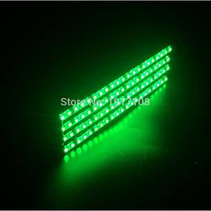 Модные светящиеся лыжные очки светодиодные для танцевальных клубок или сценическиех костюмов, фото 2