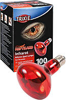 Инфракрасная лампа для террариумов Trixie 75Вт.