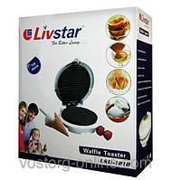 Мелкая бытовая техника для кухни, Вафельница LivStar LSU-1218, Блинницы, вафельницы, кексницы бытовые