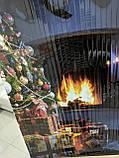 """Карбоновый настенный обогреватель-картина, панно """"Новый год"""", фото 3"""