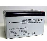 Аккумуляторные батареи Bossman. Аккумуляторная батарея Bossman 12V 12Ah. аккумуляторы Bossman profi