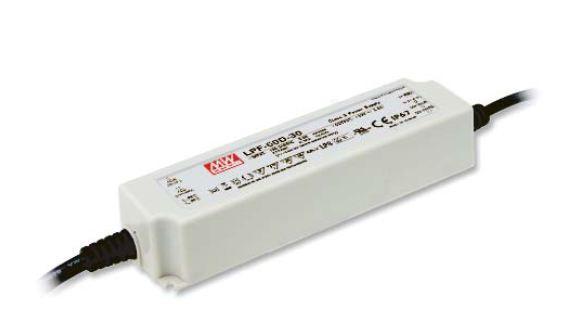 Источник питания LPF-60D-42 диммируемый 42 вольт 60вт MEAN WELL 7976
