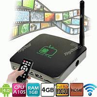 SMART TV BOX AT01 DUAL CORE/1GB/8GB 2 ЯДРО