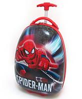 Детский чемодан дорожный на колесах Spider Man 520203