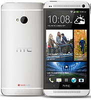 Смартфон HTC One M7 (801e) 32Gb Silver