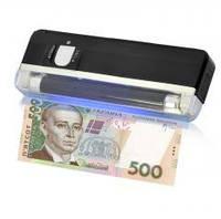 Портативный ультрафиолетовый детектор валют AD-998 (2 в 1)