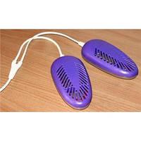 Электросушилка для обуви ЕСВ 12/220К, ультрафиолетовая, питание от сети, антибактериальная. Сушка для обуви.