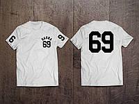 Мужская именная футболка ( Все ЦВЕТА ) №18