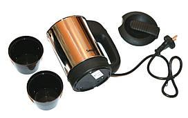 Электрочайник  0.5, дорожный чайник, мини-чайник, чайник 220v