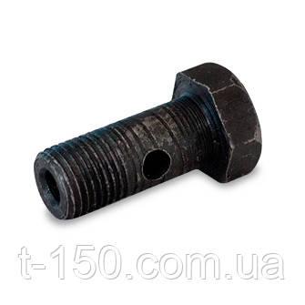 Болт-штуцер топливопровода Д-240, МТЗ Болт форсунки, обратки (36-1104787)