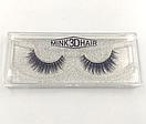 Ресницы накладные Mink 3D Hair (натуральная норка) 1 пара № 001, фото 4