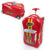 """Детский чемодан дорожный на колесах, """"Josef Otten"""" Racing 520305"""