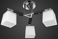 Люстра с квадратными плафонами AR-004475 3 лампы