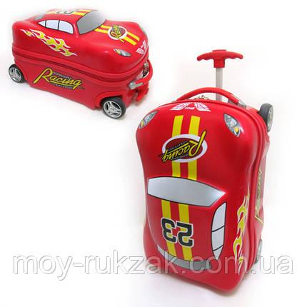 "Детский чемодан на колесах, ""Josef Otten"" Racing, фото 2"