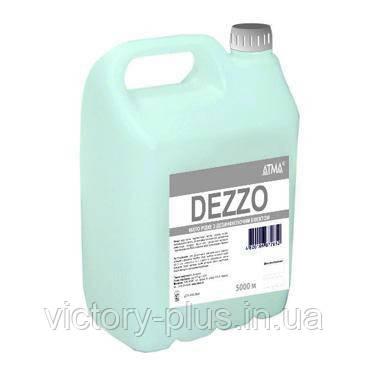 Мыло жидкое с дезинфицирующим эффектом 5л DEZZO