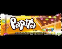 Печенье Papita с карамельной начинкой и молочным шоколадом 33 гр.