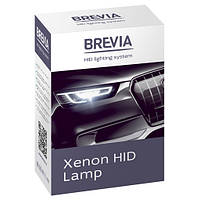 Лампы Би-ксеноновые Brevia H4 5000k (2шт)