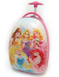"""Детский чемодан на колесах """"Josef Otten"""" Принцессы Princess"""