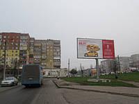 Билборды на ул. Октябрьской Революции и др. улицах Кировограда