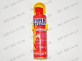 Огнетушитель Fire Stop F-25 1000 ml Углекислотный Автомобильный Используется для тушения пожаров класса В