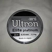 Леска Momoi Ultron Elite Platinum