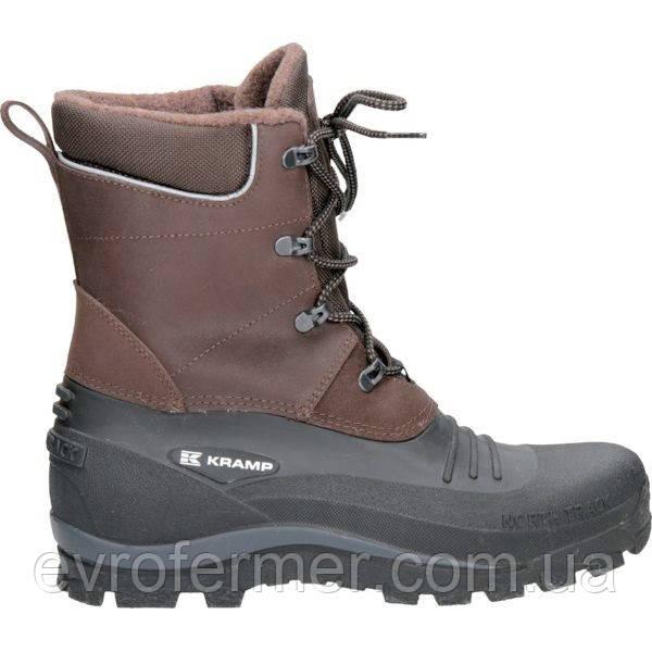 Зимние непромокающие мужские ботинки North Track Nubuck