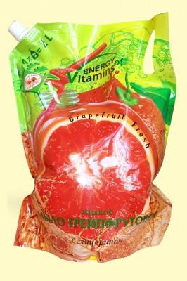 Жидкое мыло Грейпфрут 2л Duo-Pack , фото 2