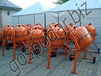 Бетономешалка AgriMotor — 155 л., фото 1