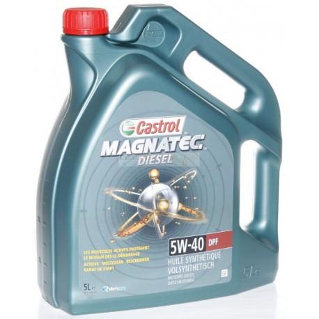 Castrol Magnatec Diesel DPF 5W-40 5л