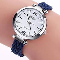 Женские наручные часы Duobla с синим ремешком | 80531