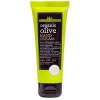 """Крем для рук на органическом масле оливы Organic Olive """"Planeta Organica"""""""
