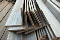 Уголок стальной 25х25х4 Сталь 3сп5 L=6м; н/дл