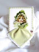 Подарочные носовые платки