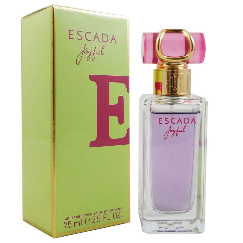 Женский аромат Escada Joyful