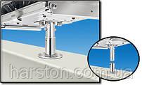 Крепление для гриля или стола на вертикальную поверхность