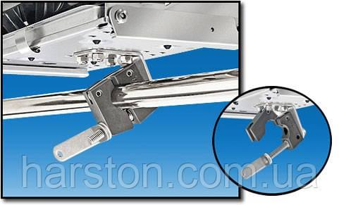 Крепление для гриля или стола на трубу горизонтальную 28,5-32мм