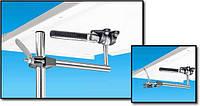 Крепление для гриля или стола на трубу вертикальную 22-25мм