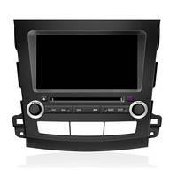 Универсальные и штатные мультимедийные системы форм-фактора 2DIN (WinCE), EasyGo S120 (Mitsubishi Outlander 2011) S100.