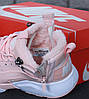 Зимние кроссовки Nike Huarache X Acronym City Winter Pink с мехом, женские кроссовки. ТОП Реплика ААА класса., фото 5